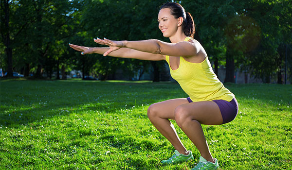 New Year's Fitness Activities for beginners