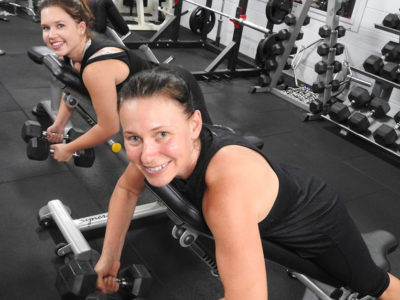 Fitness Benefits of Training With Other People
